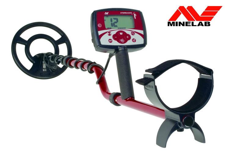 Minelab X-Terra 305 Metalldetektor